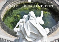 Wo die Donau entsteht (Wandkalender 2019 DIN A4 quer) von M.B. Askew,  Eva