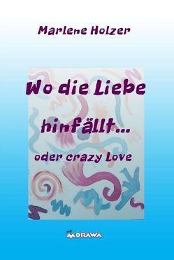 Wo die Liebe hinfällt… von Holzer,  Marlene