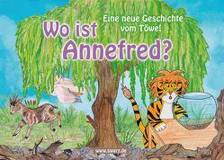 Wo ist Annefred? von Schwarz,  Christoph