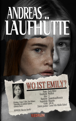 Wo ist Emily? von Laufhütte,  Andreas