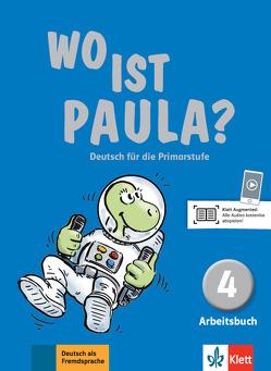 Wo ist Paula? von Endt,  Ernst, Koenig,  Michael, Krulak-Kempisty,  Elzbieta, Pfeifhofer,  Petra, Reitzig,  Lidia, Ritz-Udry,  Nadine, Schomer,  Marion