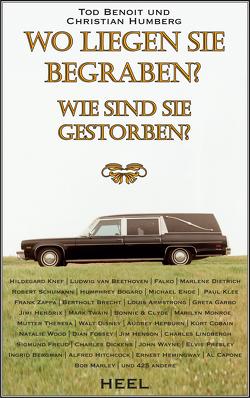 Wo liegen sie begraben? von Benoît,  Ted, Humberg,  Christian