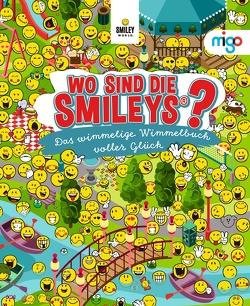 Wo sind die Smileys®?