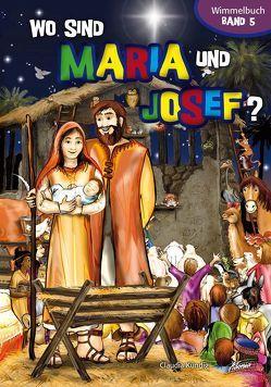 Wo sind Mario und Josef? von Kündig,  Claudia