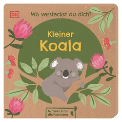 Wo versteckst du dich? Kleiner Koala von Jaekel,  Franziska