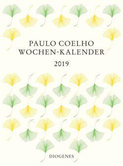 Wochen-Kalender 2019 von Coelho,  Paulo