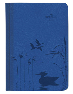 Wochen-Minitimer Nature Line Ocean 2020 – Bürokalender – Taschenkalender A6 – 1 Woche 2 Seiten – 192 Seiten – Umweltkalender – Terminplaner – Notizbuch von ALPHA EDITION