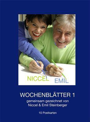 Wochenblätter (1) von Steinberger,  Emil, Steinberger,  Niccel