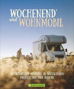 Wochenend´ und Wohnmobil von Klug,  Martin, Lupp,  Petra, Moll,  Michael, Zaglitsch,  Hans