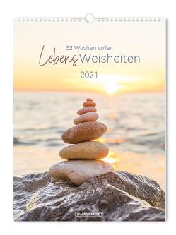 """Wochenkalender 2021 """"LebensWeisheiten"""""""