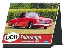 "Wochenkalender ""DDR-Fahrzeuge"" 2020"