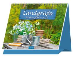 """Wochenkalender """"Landgrüsse"""" 2021 von Trötsch Verlag GmbH & Co. KG"""
