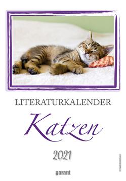 Wochenkalender Literatur Katzen 2021