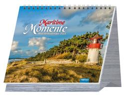 """Wochenkalender """"Maritime Momente"""" 2021 von Trötsch Verlag GmbH & Co. KG"""