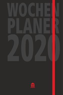 Wochenplaner 2020 von Walhalla Fachredaktion