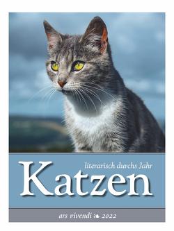 Katzen – literarisch durchs Jahr 2022