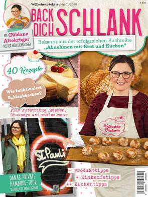 Wölkchenbäckerei – BACK DICH SCHLANK von Altekrüger,  Güldane, Buss,  Oliver