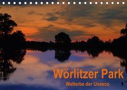 Wörlitzer Park (Tischkalender 2018 DIN A5 quer) von Thauwald,  Pia