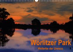 Wörlitzer Park (Wandkalender 2021 DIN A3 quer) von Thauwald,  Pia