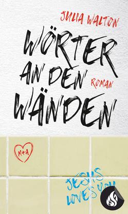 Wörter an den Wänden von Topalova,  Violeta, Walton,  Julia