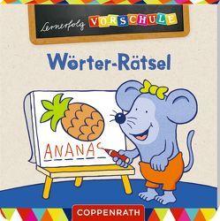Wörter-Rätsel von Penner,  Angelika, Wagner,  Charlotte