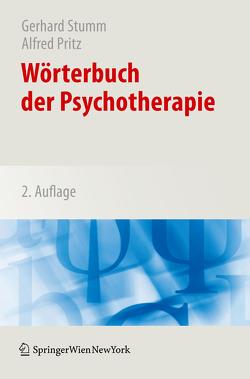 Wörterbuch der Psychotherapie von Gumhalter,  Paul, Pritz,  Alfred, Stumm,  Gerhard, Voracek,  Martin