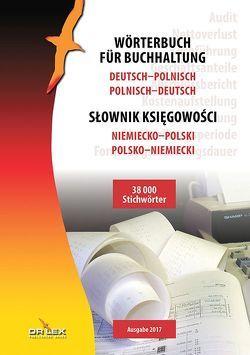Wörterbuch für Buchhaltung Deutsch-Polnisch Polnisch-Deutsch von Kapusta,  Piotr