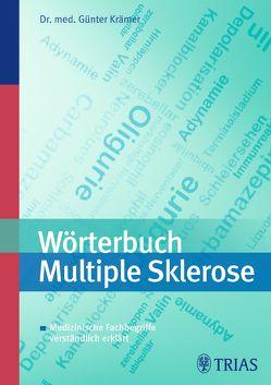 Wörterbuch Multiple Sklerose von Krämer,  Günter
