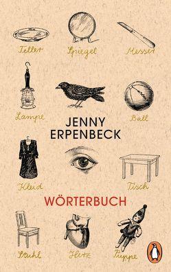 Wörterbuch von Erpenbeck,  Jenny