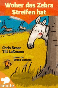 Woher das Zebra Streifen hat von Armster,  Caspar, Laßmann,  Till, Sesar,  Chris