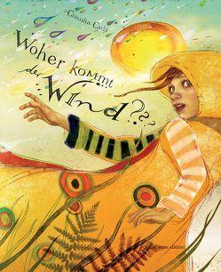 Woher kommt der Wind? von Carls,  Claudia