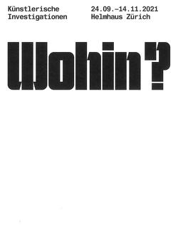 Wohin?