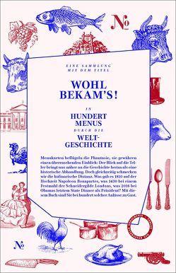 WOHL BEKAM'S! von Rauchhaus,  Moritz, Roth,  Tobias