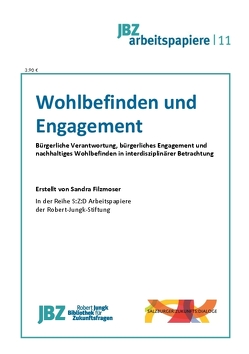 Wohlbefinden und Engagement von Filzmoser,  Sandra, Spielmann,  Walter