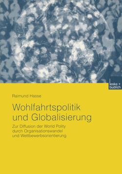 Wohlfahrtspolitik und Globalisierung von Hasse,  Raimund