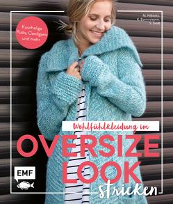 Wohlfühlkleidung im Oversize-Look stricken von Bovensiepen,  Kerstin, Groll,  Sandra, Nöldeke,  Marisa