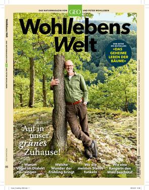 Wohllebens Welt 1/2020 von Wohlleben,  Peter