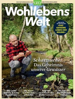 Wohllebens Welt 2/2020 von Wohlleben,  Peter