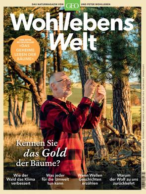 Wohllebens Welt 3/2020 von Wohlleben,  Peter