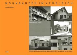 Wohnbauten in Holz von Meyer-Meierling,  Paul, Paulus,  Axel, Reichelt,  Denise