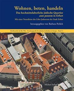 Wohnen, beten, handeln von Perlich,  Barbara