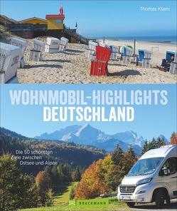 Wohnmobil-Highlights Deutschland von Kliem,  Thomas