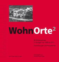 WohnOrte 2 von Simon-Philipp,  Christina
