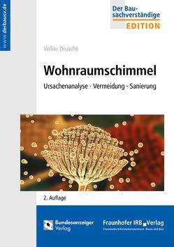 Wohnraumschimmel von Drusche,  Volker