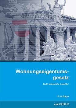 Wohnungseigentumsgesetz von proLIBRIS VerlagsgesmbH