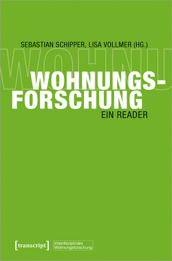 Wohnungsforschung von Schipper,  Sebastian, Vollmer,  Lisa