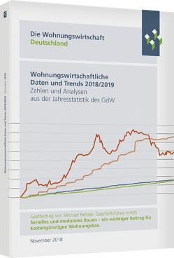 Wohnungswirtschaftliche Daten und Trends 2018/2019