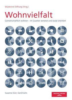Wohnvielfalt von Dürr,  Susanne, Krämer,  Stefan, Kühn,  Gerd