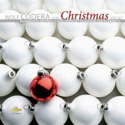 Wolf Codera goes Christmas Vol. II – Traumhafte Weihnachtsmelodien mit Saxophon und Klarinette von Codera,  Wolf
