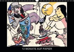 WOLF-DIETER PFENNIG (Wandkalender 2019 DIN A3 quer) von Pfennig,  Wolf-Dieter